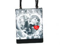 I Love Lucy Double Handle Bag