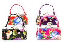 Assorted color mini coin purse