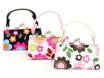 Assorted colors coin purses<br>Sold per Dozen