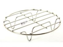 Stainless Steel heavy duty SS Wire Steamer Rack. Corrosion Free. long life, Hygienic.