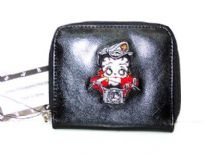 PVC wallet with Betty Biker