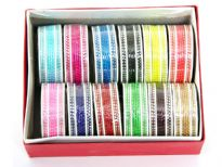 Assorted Colors Plastic Bangles<br>Sold Per Box containing 12 Dozens